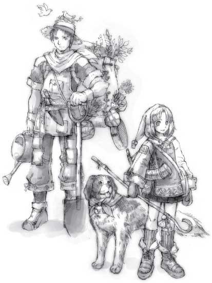 ryuutama natural fantasy roleplay pdf